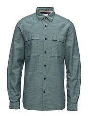 Shirts woven - TURQUOISE