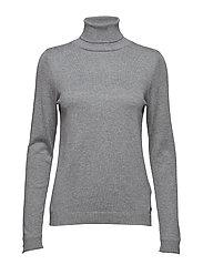 Sweaters - GUNMETAL 5