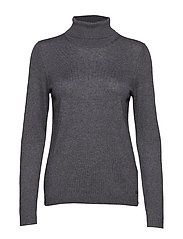 Sweaters - DARK GREY 5
