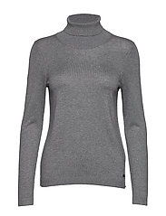 Sweaters - GUNMETAL 5