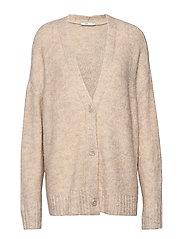 Sweaters cardigan - BEIGE