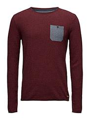 Sweaters - TERRACOTTA