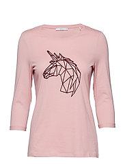 T-Shirts - OLD PINK