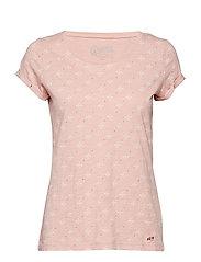 T-Shirts - LIGHT PINK