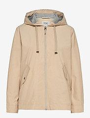 EDC by Esprit - Jackets outdoor woven - lichte jassen - beige - 0