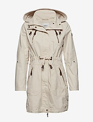 EDC by Esprit - Coats woven - parka coats - light beige - 0