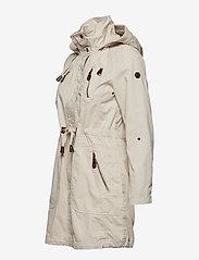 EDC by Esprit - Coats woven - parka coats - light beige - 3