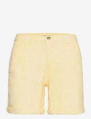 Shorts woven - LIGHT YELLOW