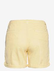 EDC by Esprit - Shorts woven - chino shorts - light yellow - 1