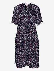 Dresses light woven - NAVY 4