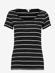 EDC by Esprit - T-Shirts - t-shirts - black - 0