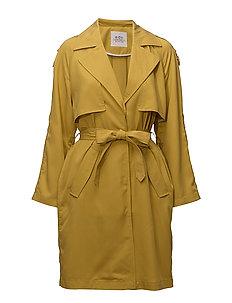Coats woven - BRASS YELLOW
