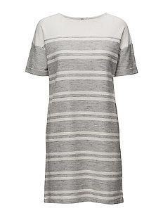 Dresses knitted - LIGHT GREY