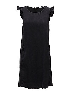 Dresses light woven - ANTHRACITE
