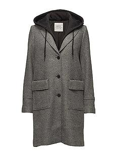 Coats woven - GREY