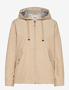 Jackets outdoor woven - lichte jassen - beige