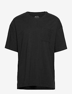 T-Shirts - t-shirts basiques - black