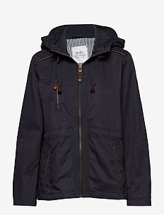 Jackets outdoor woven - parkas - navy