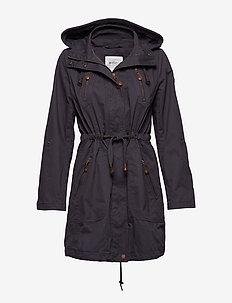 Coats woven - parkasjackor - navy