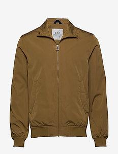 Jackets outdoor woven - bomberjacken - beige