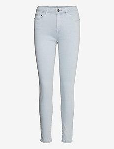 Pants woven - slim fit bukser - light blue lavender