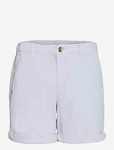 Shorts woven - short chino - light blue lavender