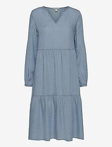 Dresses denim - robes de jour - blue light wash