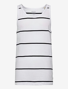 T-Shirts - t-shirts sans manches - white 3