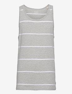 T-Shirts - t-shirts sans manches - light grey 5