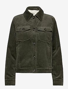 Jackets outdoor woven - farkkutakit - khaki green