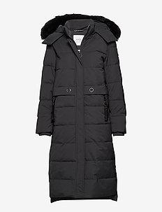 Coats woven - dunkappor - anthracite