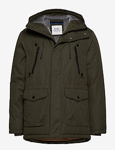 Jackets outdoor woven - parkas - olive
