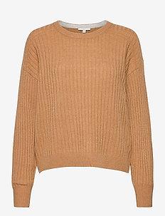 Sweaters - truien - caramel 5