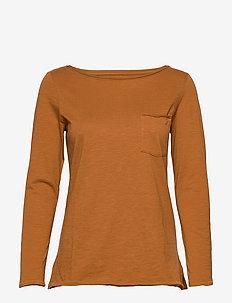T-Shirts - CINNAMON 4