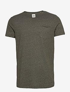T-Shirts - t-shirts basiques - olive 5