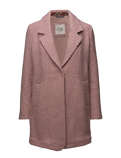 Coats woven - PINK