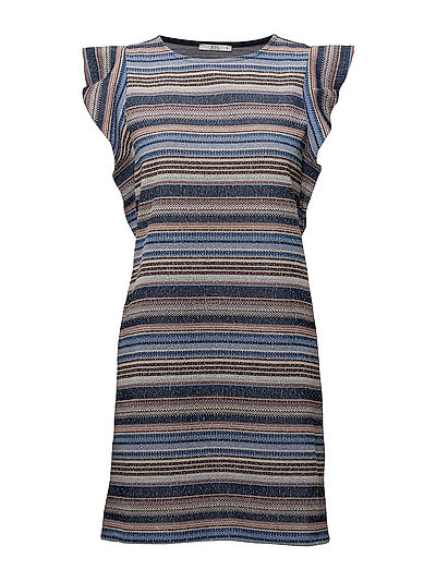 Dresses knitted - NAVY