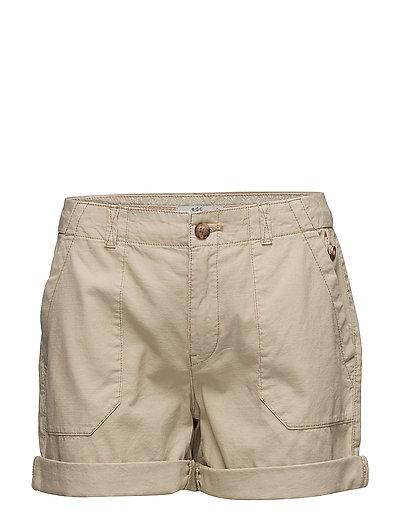 Shorts woven - CREAM BEIGE