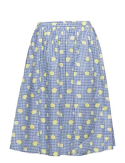 Skirts light woven - LIGHT BLUE