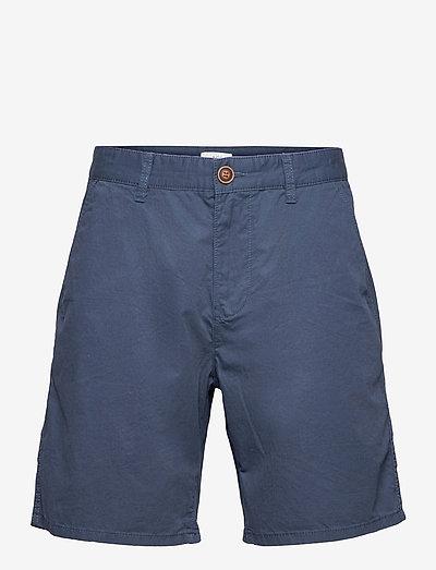 Shorts woven - chinos shorts - navy