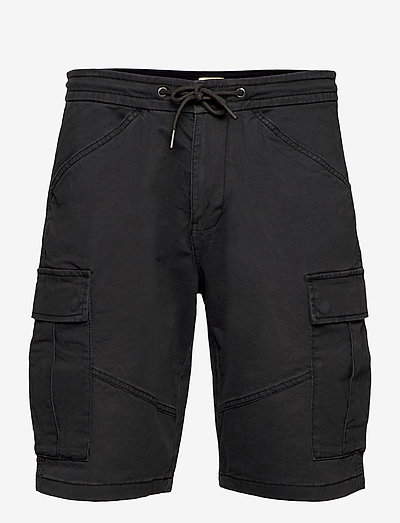 Shorts woven - cargo shorts - anthracite