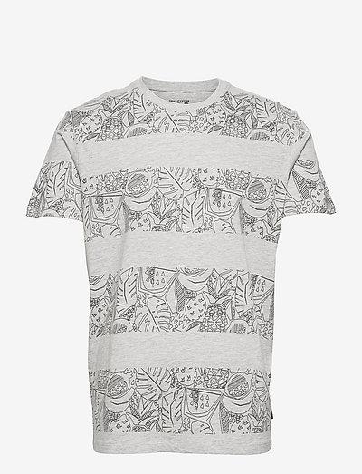 T-Shirts - kortærmede t-shirts - light grey 4