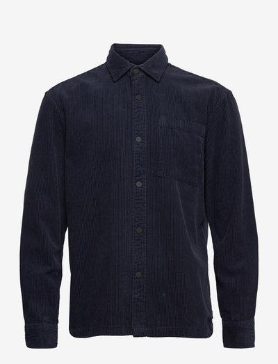 Shirts woven - casual - dark blue