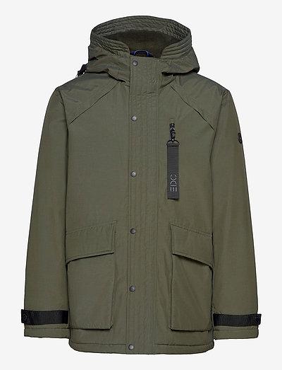 Jackets outdoor woven - parkas - dark khaki