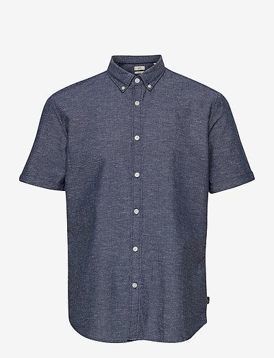 Shirts woven - basic skjorter - navy 5