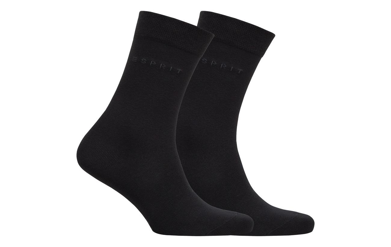 Basic Esprit Black Easy So2p Socks zq8r5qR