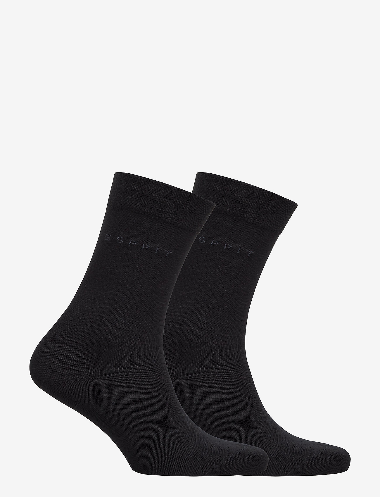 Esprit Socks - Basic Easy SO2P - normale sokken - black - 1