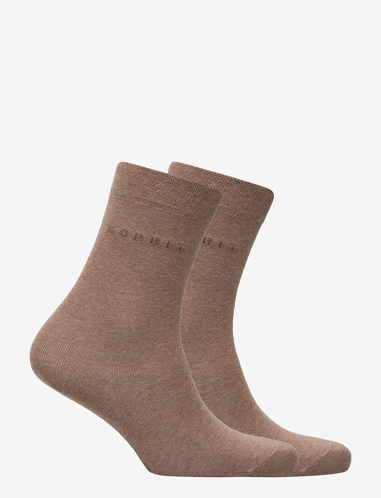 Esprit Socks - Basic Easy SO2P - regular socks - nutmeg mel - 1