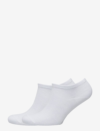 Uni SN 2P - almindelige strømper - white