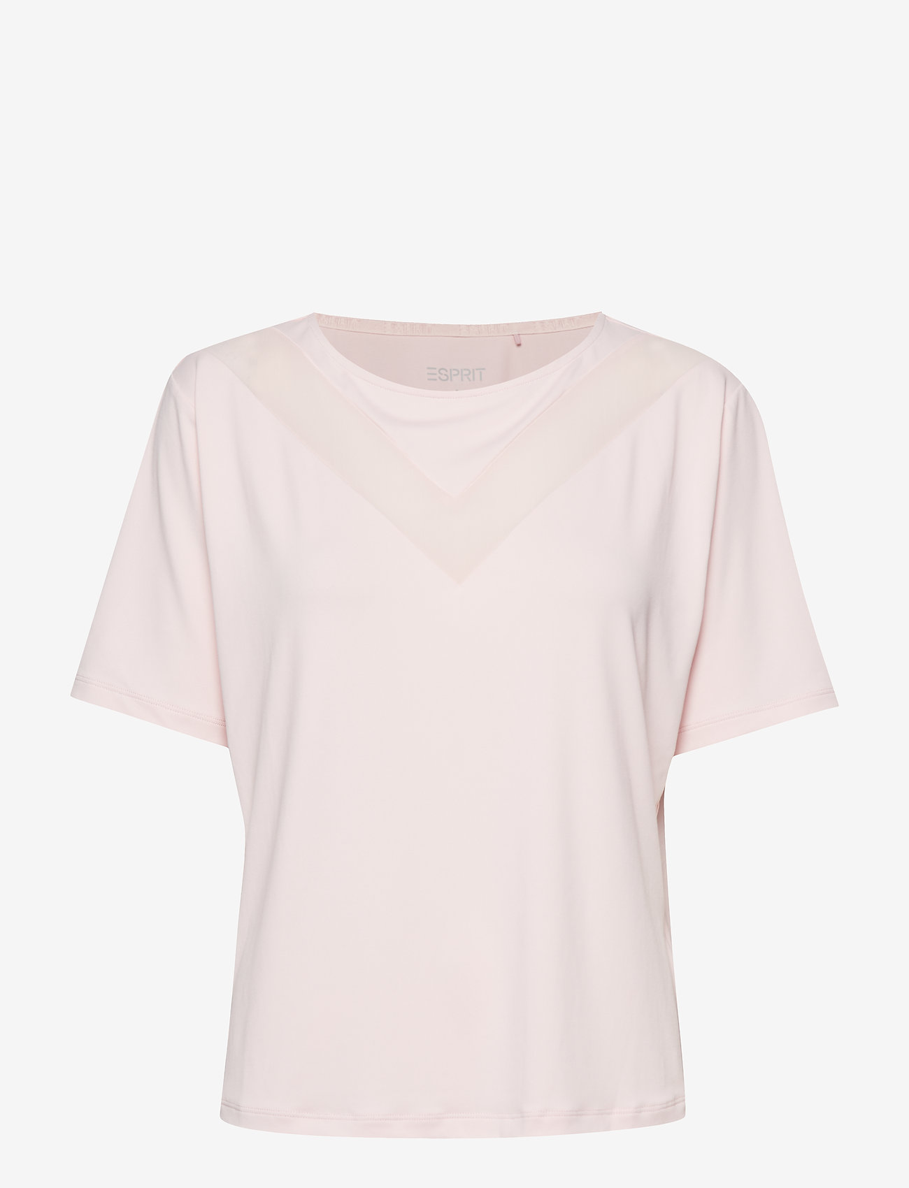 Esprit Sport - T-Shirts - t-shirts - light pink - 0